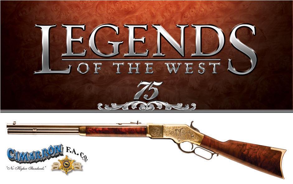 Legenda del Oeste AQHA 75 aniversario