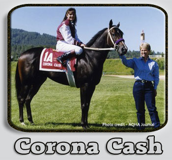 Corona Cash | AQHA Journal