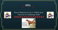 Nuevo Reglamento de la AQHA para Carreras de Challenge 2016