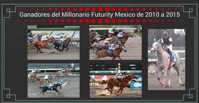 Ganadores del Futurity Mexico | StallionMexSearch